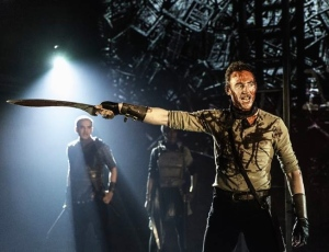 Coriolanus Photo by Johan Persson 3
