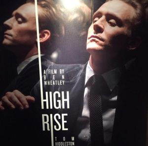 high rise poster
