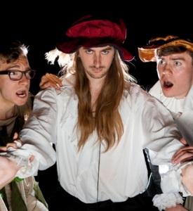 shakespeare's avengers
