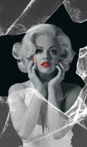 Joanne Clifton as Marilyn Monroe in Norma Jeane The Musical © David Elms
