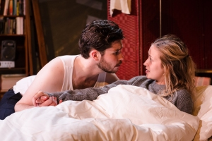 Daniel Portman and Lily Loveless in The Collector (c) Scott Rylander (3)